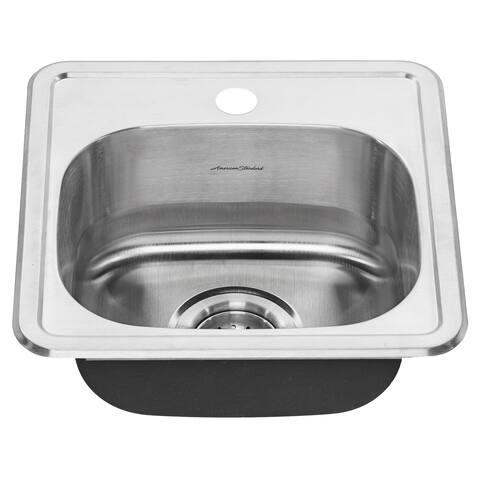 American Standard Colony 15x15 ADA Stainless Steel Kitchen Sink