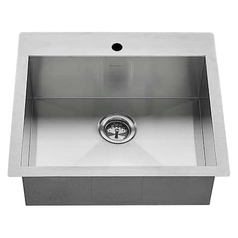 American Standard Edgewater 25x22 Stainless Steel Kitchen Sink
