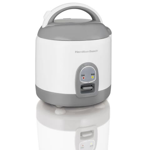 Hamilton Beach 8 Cup Sealed Rice Cooker