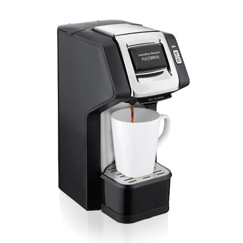 Hamilton Beach Flexbrew Single Serve Plus Coffee Maker