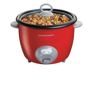 Hamilton Beach Ensemble 20 Cup Rice Cooker/Food Steamer