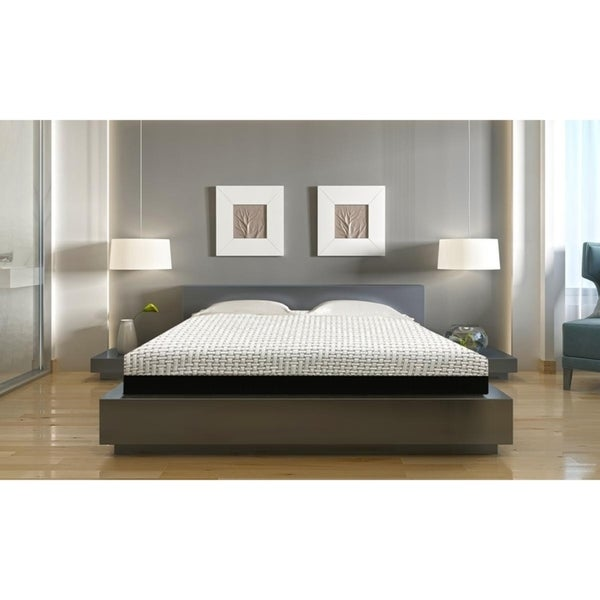 Copper Fit Replenish 12-inch King-size Memory Foam Mattress