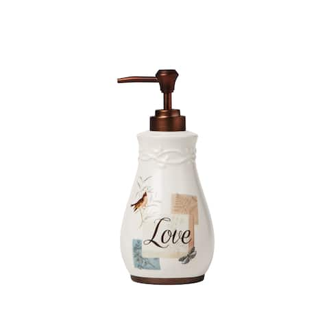 SKL Home New Hope Lotion Dispenser