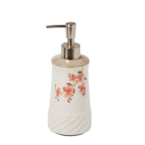 SKL Home Coral Gardens Lotion Dispenser