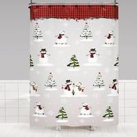 SKL Home Woodland Winter Shower Curtain