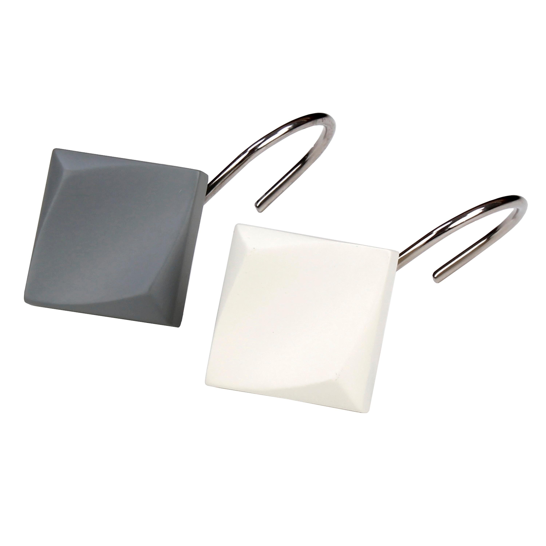 Skl Home Cubes Shower Curtain Hooks