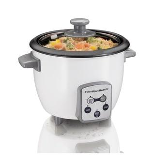 Hamilton Beach 6 Cup Digital Rice Cooker