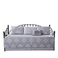 Serenta 6 Piece Cotton Blend Daybed Bedspread Coverlet Set
