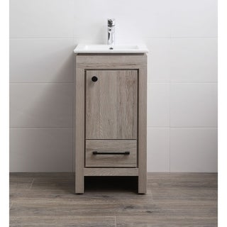 "Legion Furniture 16"" Vanity Without Faucet"