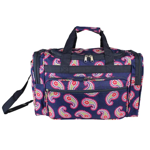 00435c6162b9 Floral Duffel Bags | Find Great Bags Deals Shopping at Overstock