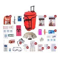 4 Person Deluxe Survival Kit (72 Hours)