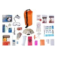 1 Person Elite Survival Kit (72 Hours) Waterproof Dry Bag