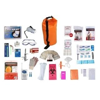 1 Person Elite Survival Kit (72 Hours) Waterproof Dry Bag