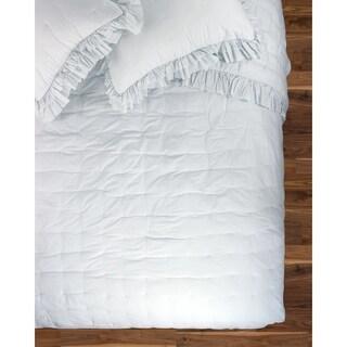 Cotton Veil Collection Delilah Ruffle Quilt Set