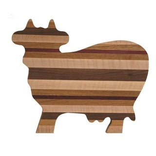 Cow Shaped Cutting Board