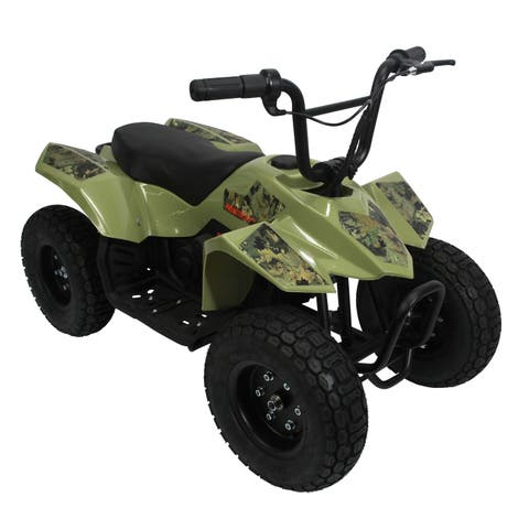 Pulse Performance Products ATV Quad Camo