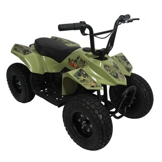 Pulse Performance Products ATV Quad Camo - N/A
