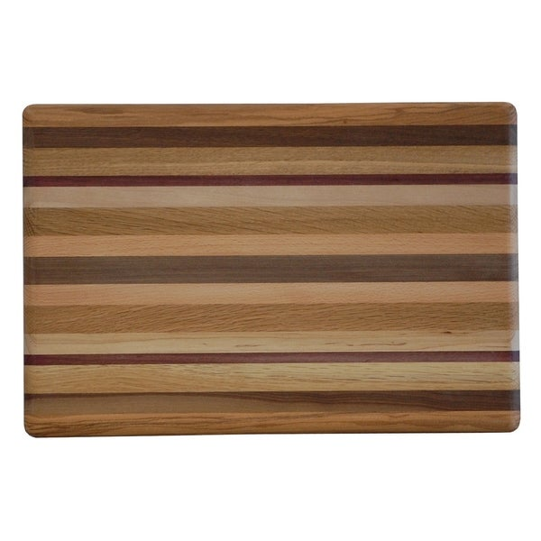 Wood Rectangle Cutting Board 2 Sizes