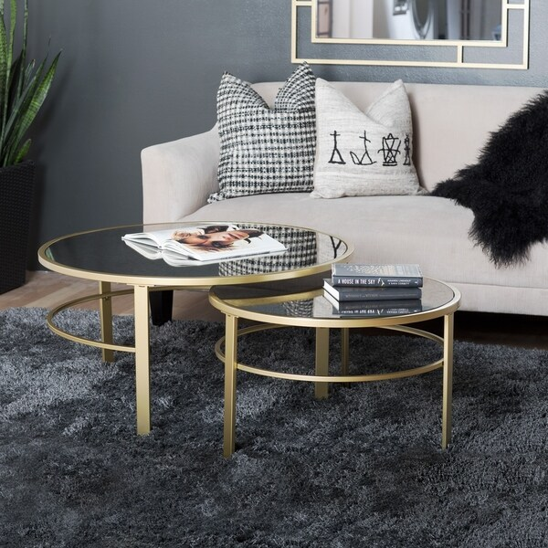Shop Studio Designs Home Corbel Modern Round Nesting