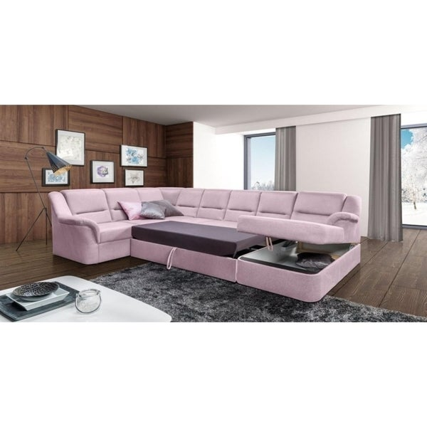 LISBONA XL Sleeper Sectional Right Facing Chaise