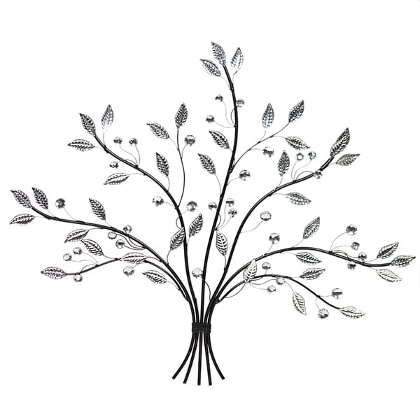 Essential Decor & Beyond Leaves on Branches Wall Decor EN2071