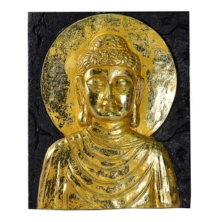 Essential Decor & Beyond Traditional Buddha Wall Decor EN28030