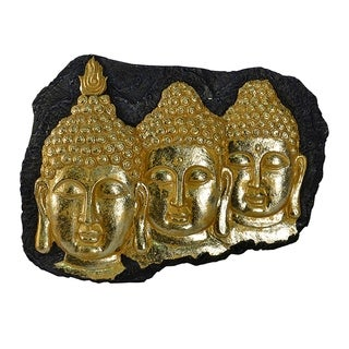 Essential Decor & Beyond Buddha Head Wall Decor EN28032