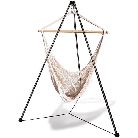 Hammaka Tripod Stand with Net Chair Combo