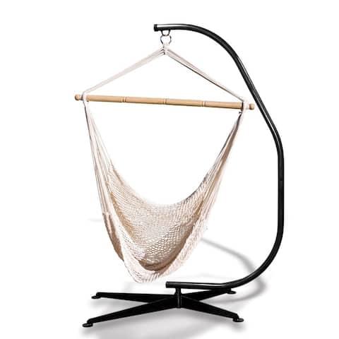 Hammaka Net Chair and Suelo Stand Combo