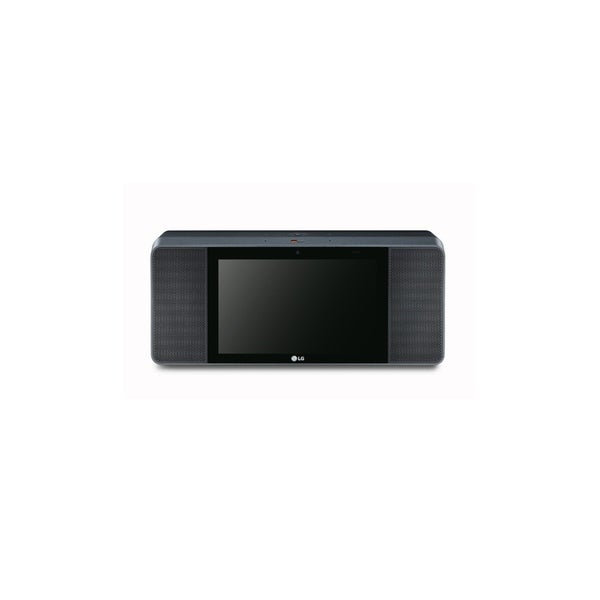 """LG WK9 - Speaker w/ Built-In 8"""" HD Touch Display and Google Assistant"""