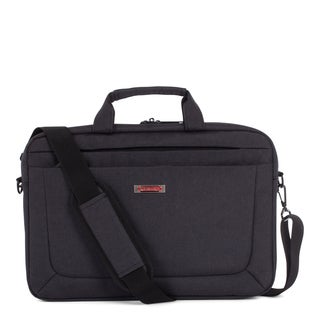 Swiss Mobility Cadence Slim Briefcase - Polyester