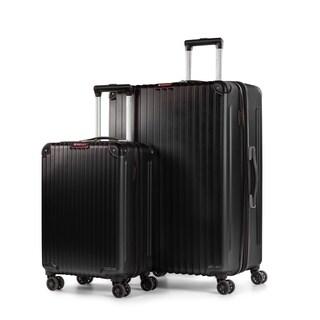 Swiss Mobility Ember Hard Sided 2 Piece Luggage Set