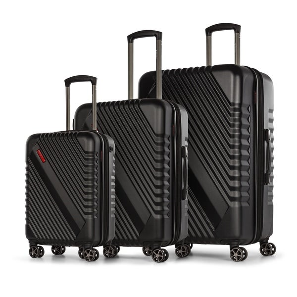 Shop Swiss Mobility Cirrus Hard Sided 3 Piece Luggage Set