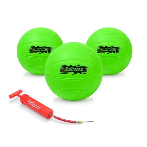 GoSports Water Volleyball 3 Pack