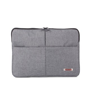 """Swiss Mobility Sterling 14.4"""" Computer Sleeve - Polyester"""