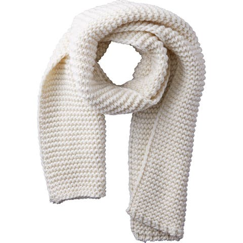 Tickled Pink Jax Heavy Knit Scarf