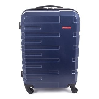 Swiss Mobility Quad Hard Sided Checked Luggage, 26in