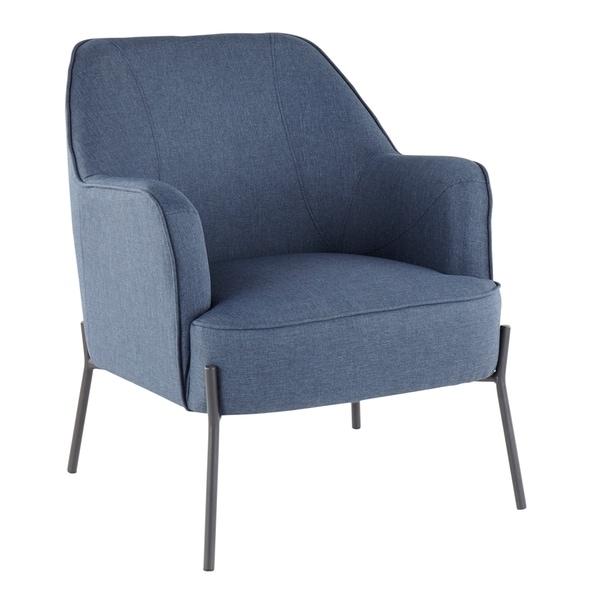 LumiSource Daniella Contemporary Accent Chair