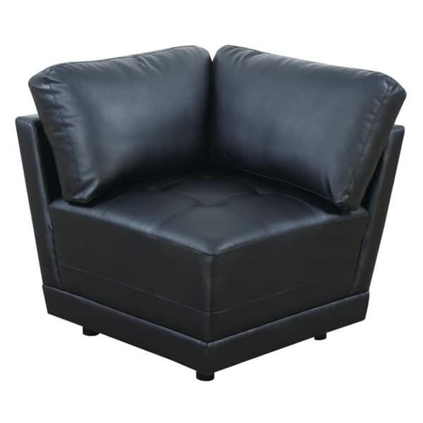 Remarkable Shop Cottage Bonded Leather Modular 6 Psc Sectional Sofa Set Alphanode Cool Chair Designs And Ideas Alphanodeonline