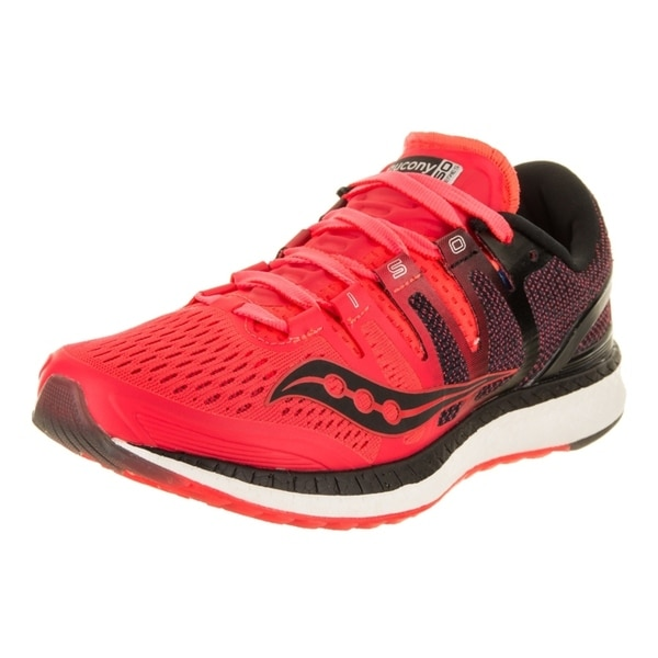 bd8a2d2114f5 Shop Saucony Women s Liberty ISO Running Shoe - Free Shipping Today ...