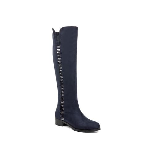 9039041d3b7 ... Over-the-knee Boots. Details · SALE ends in 1 day. 7. Ann Creek Women's  'Lapaz' Side ...