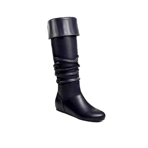 Ann Creek Women's 'Leyva' Tall or Over-the-Knee 2-Way Boots