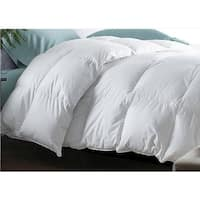 Twin Ducks Canadian Origin White Down Comforter-Chambly