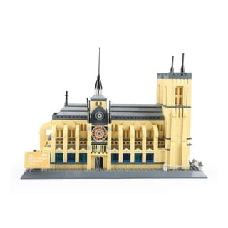Link to Cathédrale Notre Dame de Paris - France Similar Items in Building Blocks & Sets