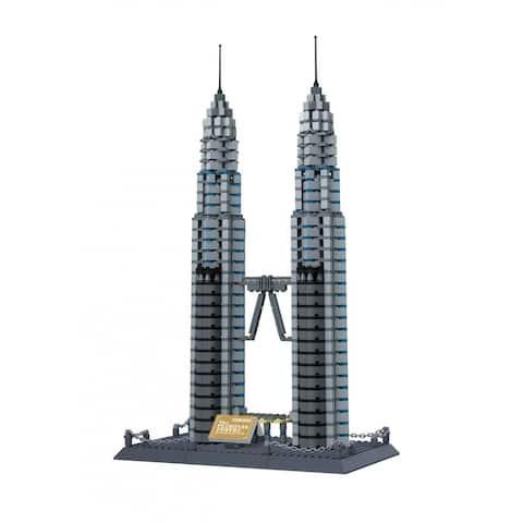 Petronas Towers of Kuala Pumpur - Malaysia