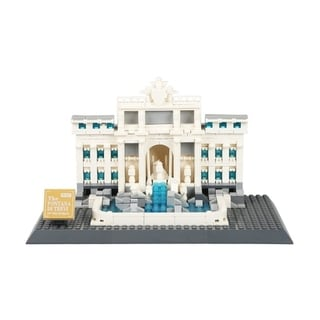 Link to Fontana di Trevi in Rome - Italy Similar Items in Building Blocks & Sets