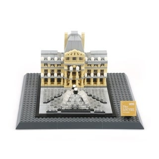 Link to The Louvre in Paris - France Similar Items in Building Blocks & Sets