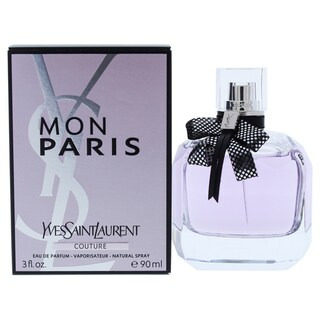 Yves Saint Laurent Mon Paris Couture Women's 3-ounce Eau de Parfum Spray