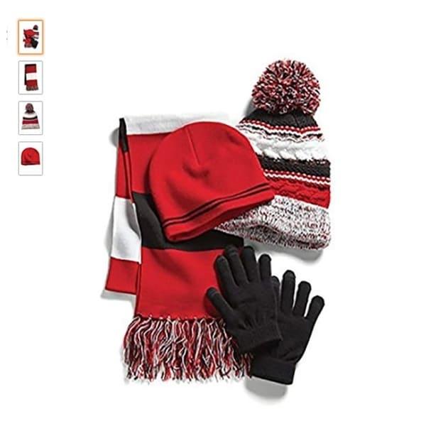 Sport Tek Gloves: Shop Sport-Tek Women's College Spirit Hat Scarf And Gloves