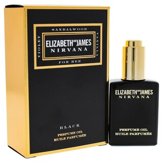 Elizabeth and James Nirvana Black 0.5-ounce Perfume Oil